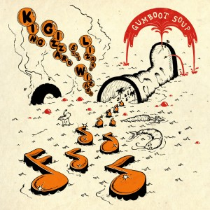 Image of King Gizzard And The Lizard Wizard - Gumboot Soup