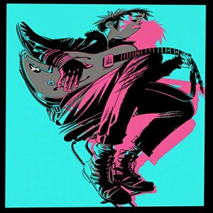 Image of Gorillaz - The Now Now