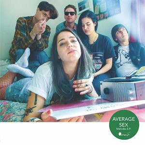 Image of Average Sex - Melodie EP