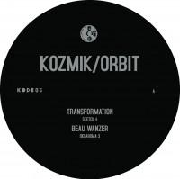 Image of Transformation / Beau Wanzer - Kozmik / Orbit
