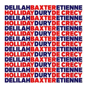 Image of Baxter Dury, Étienne De Crécy, Delilah Holliday - B.E.D