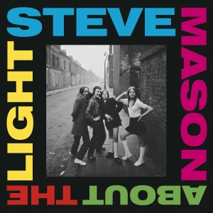 Image of Steve Mason - About The Light