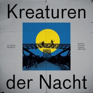 Image of Various Artists - JD Twitch Presents Kreaturen Der Nacht - Free Fanzine Edition