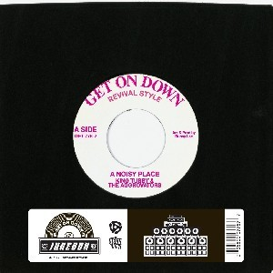fb349ee3424 Cover of A Noisy Place by King Tubby.