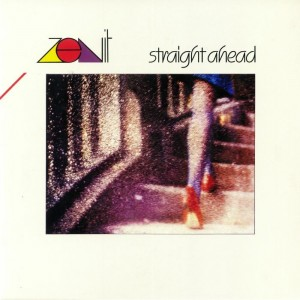 Cover Of Straight Ahead By Zenit