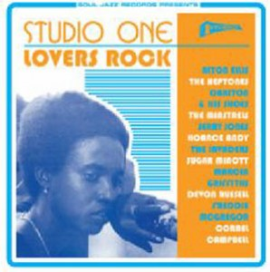 Image of Various Artists - Soul Jazz Records Presents - Studio One: Lovers Rock