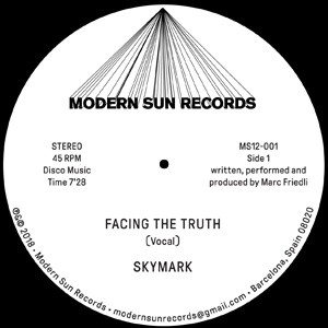 Image of Skymark - Facing The Sun