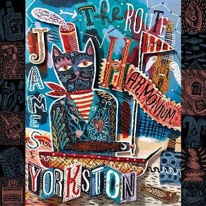 Image of James Yorkston - The Route To The Harmonium