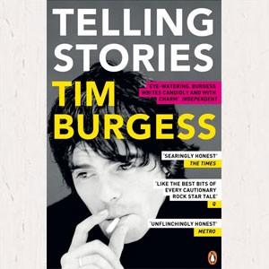 Tim Burgess - Telling Stories