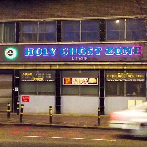 cover of holy ghost zone by budgie