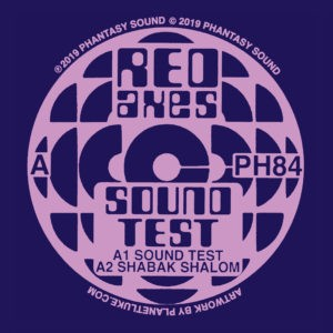 c8473115d222 Cover of Sound Test by Red Axes.