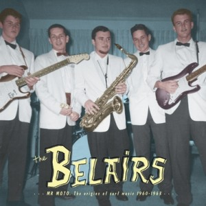 Image of The Belairs - Mr Moto