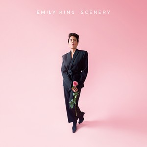 Cover of Scenery by Emily King.