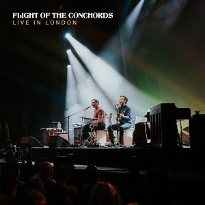 Image of Flight Of The Conchords - Live In London