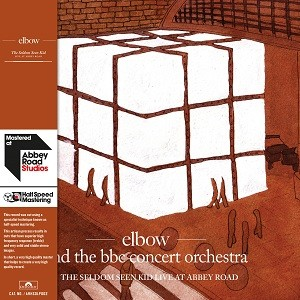 a671d823 Cover of The Seldom Seen Kid Live At Abbey Road - Half Speed Master by Elbow