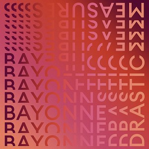 Cover of Drastic Measures by Bayonne. 545255074f