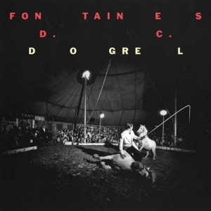 69bcf3afaf5d Cover of Dogrel by Fontaines D.C..