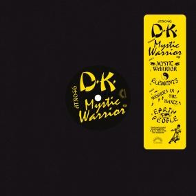 Cover of Mystic Warrior EP by DK.