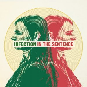 0a63397da23 Cover of Infection In The Sentence by Sarah Tandy.