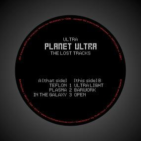 Cover of Planet Ultra by Ultra (Orlando Voorn). 1399f4463c7e