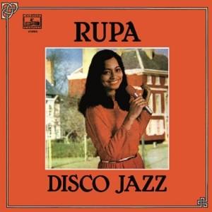 Image of Rupa - Disco Jazz - Reissue