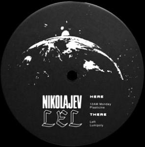 Cover of LEL by Nikolajev. ba5ab5b1f