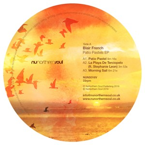 Image of Blair French - Patio Pastel EP