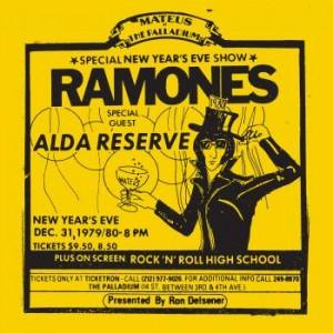 Image of Ramones - Live At The Palladium, New York, NY (12/31/79)
