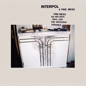 Image of Interpol - A Fine Mess EP