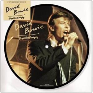 Image of David Bowie - Boys Keep Swinging