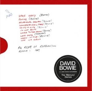 Image of David Bowie - The 'Mercury' Demos