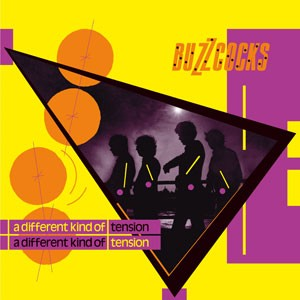 Image of Buzzcocks - A Different Kind Of Tension