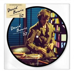 Image of David Bowie - D.J.