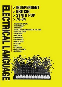 Image of Various Artists - Electrical Language: British Synth Pop 78-84