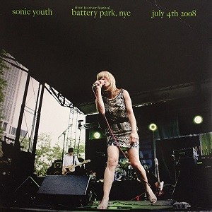 Image of Sonic Youth - Battery Park, NYC: July 4th 2008