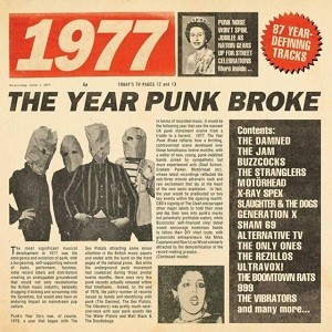 Image of Various Artists - 1977: The Year Punk Broke