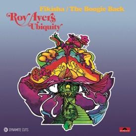 Image of Roy Ayers Ubiquity - Fikisha / Boogie Back