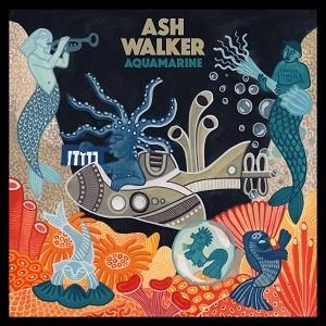 Image of Ash Walker - Aquamarine