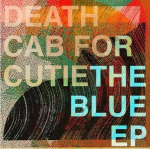 Image of Death Cab For Cutie - Blue EP