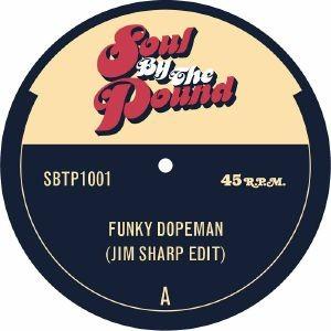 Image of Jim Sharp - Funky Dopeman