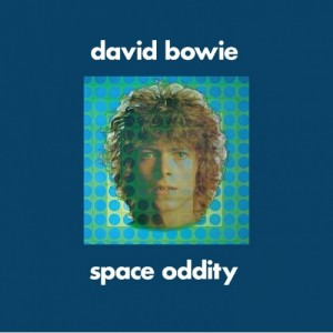 Image of David Bowie - Space Oddity - 50th Anniversary Edition