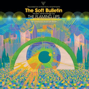 Image of The Flaming Lips - The Soft Bulletin - Live At Red Rocks