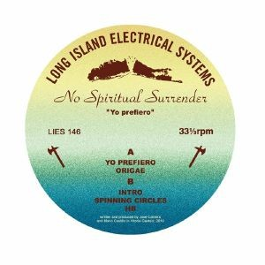 Image of No Spiritual Surrender - Yo Prefiero