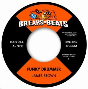 James Brown / Jimmy Smith - Funky Drummer