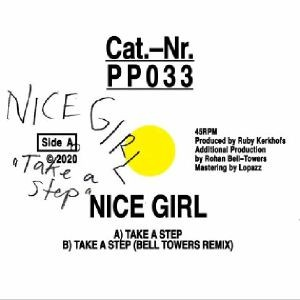 Image of Nice Girl - Take A Step - Inc. Bell Towers Remix