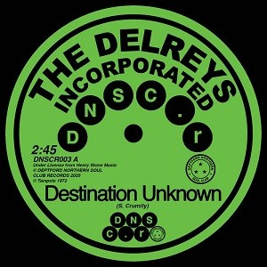 Image of The Delreys Incorporated / Oscar Wright - Destination Unknown / Fell In Love