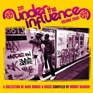 Image of Various Artists - Under The Influence Vol.8 Compiled By Woody Bianchi