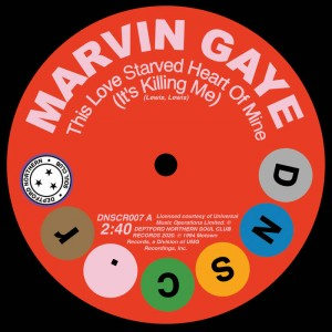 Image of Marvin Gaye / Shorty Long - This Love Starved Heart Of Mine (It's Killing Me) / Don't Mess With My Weekend