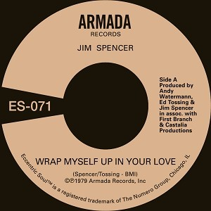Image of Jim Spencer & Angie Jarer - Wrap Myself Up In Your Love