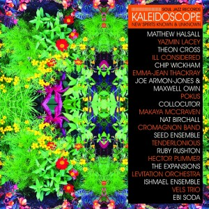 Image of Various Artists - Soul Jazz Records Presents: Kaleidoscope - New Spirits Known And Unknown